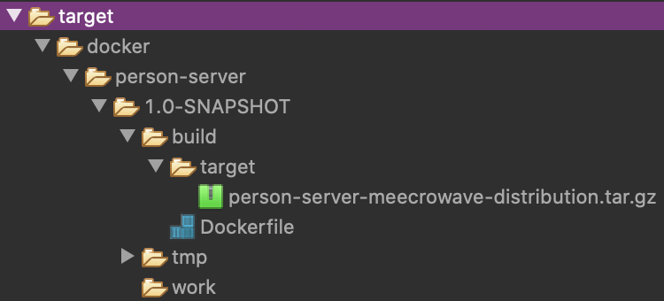 Docker Maven Plugin